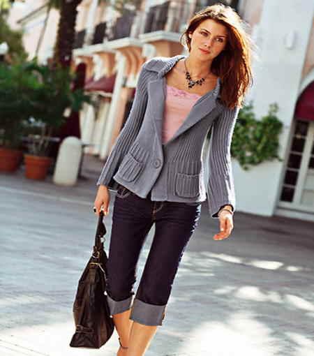 moda urbana casual