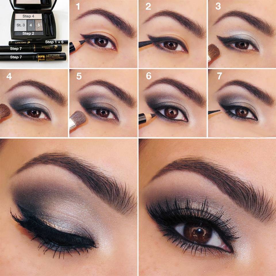 maquillajes faciles