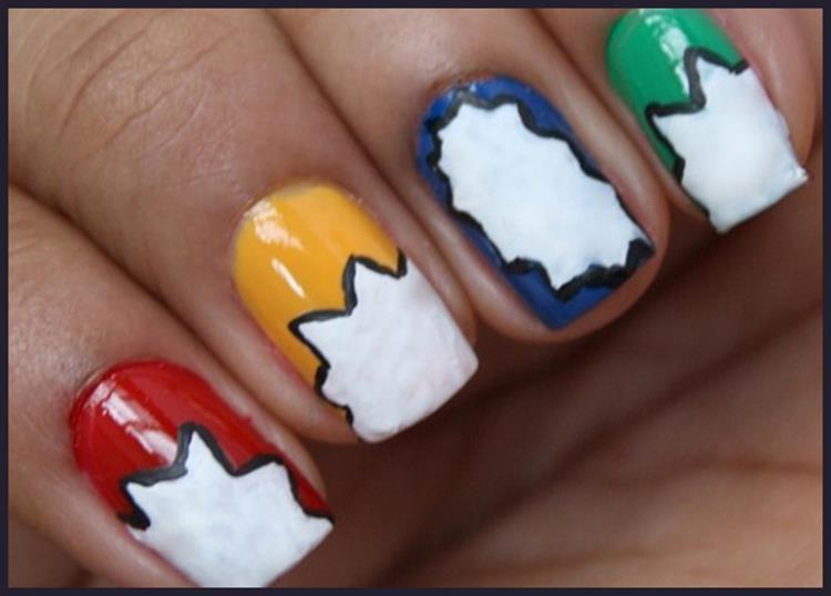 como diseñar uñas