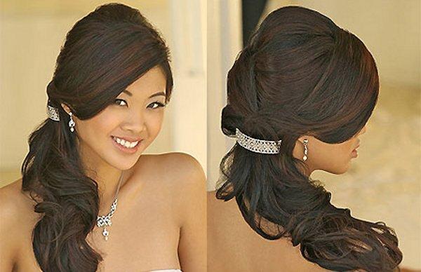 10 peinados f ciles sencillos explicados videos paso a paso - Como hacer peinado para boda ...
