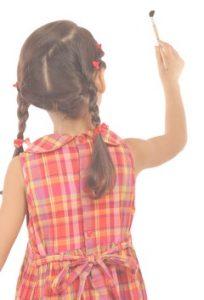 trenzado lindo peinados de niña