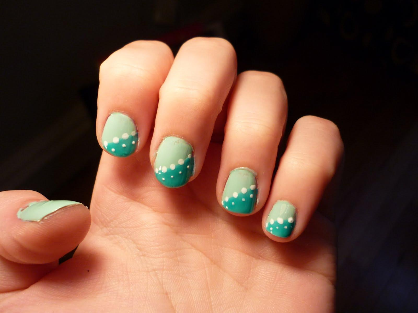 Muchas fotos de dise os de u as muy elegantes y a la moda - Easy nail design ideas to do at home ...