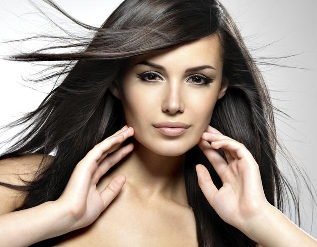 peinados para cabello lacio