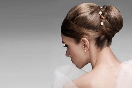 Ideales peinados para madrinas de boda - Como hacer peinado para boda ...