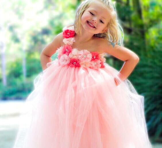 Todo sobre Vestidos de Niña para Bodas