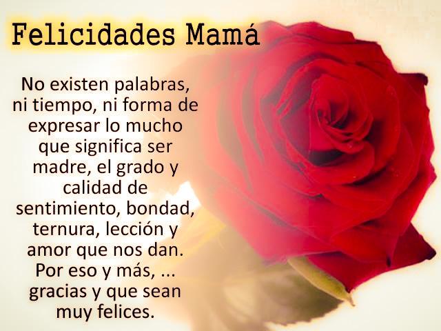 frases bonitas para el dia de las madres