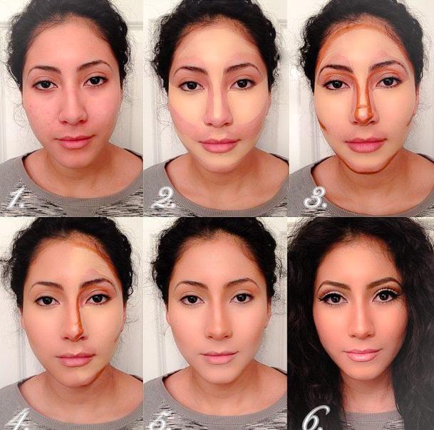 Aprenda como maquillarse correctamente en 6 pasos - Maneras de maquillarse ...