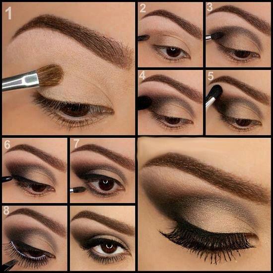 Como maquillarse paso a paso