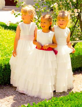 Vestidos de Bautizo para niña