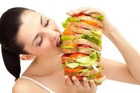 Como controlar el apetito por la noche