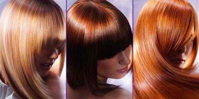 Colores castaños para el cabello