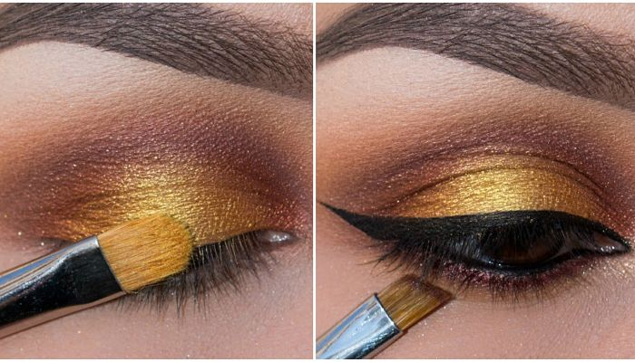 Técnicas De Maquillaje De Ojos
