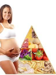 que debo comer en el embarazo