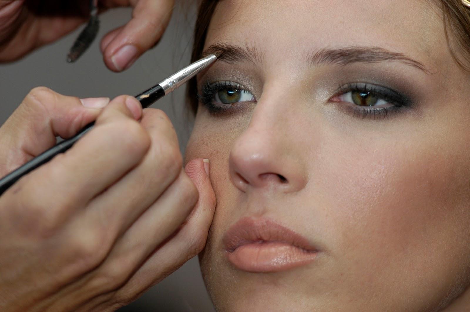 maquillaje de dia cejas