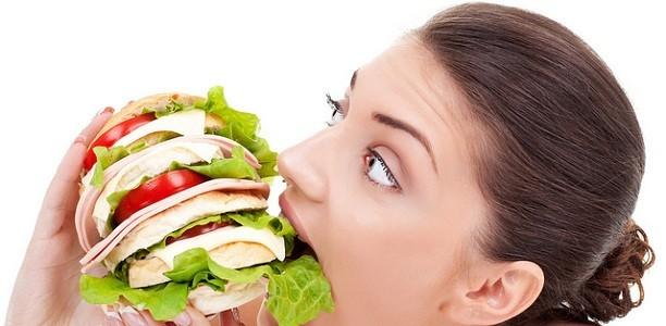 dieta para no engordar: