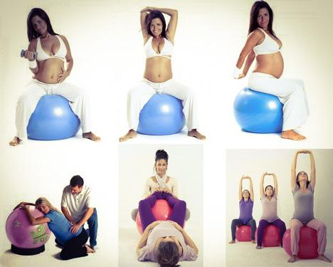 Ejercicio para las Embarazadas