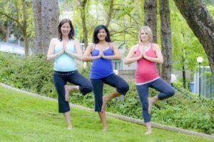 Ejercicio para mujeres Embarazadas