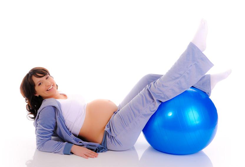 Ejercicio para Embarazadas