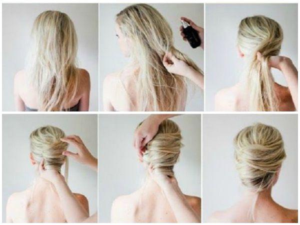 Imágenes de peinados de fiesta
