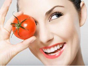 tomates para el cutis