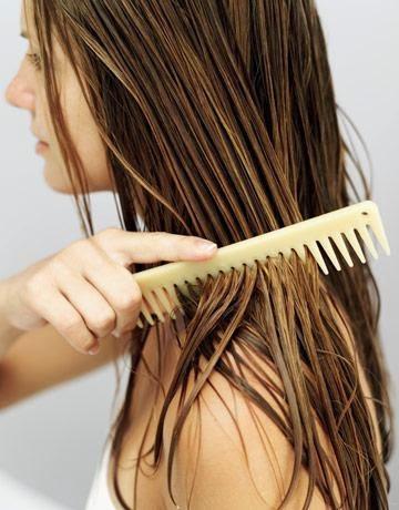 Garner la máscara para los cabellos la reconstitución triple