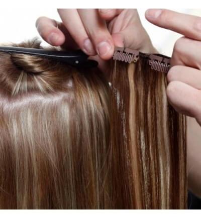 tipos de extensiones para el cabello