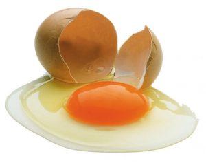 huevos para que te crezca el cabello