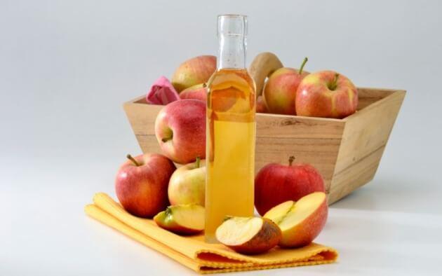 vinagre de manzana para el cutis