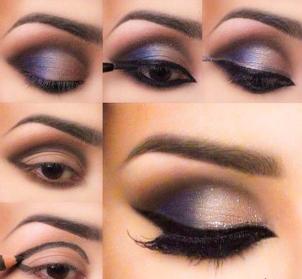 Como lograr un maquillaje profesional paso a paso - Como maquillarse paso apaso ...