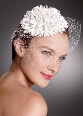 peinados de bodas con velo