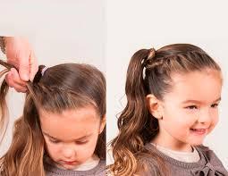 peinados de niñas con pelo ondulado
