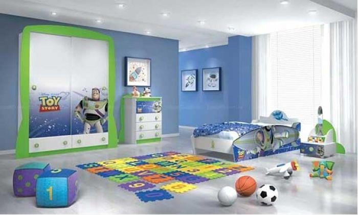 4 ideas para decorar una habitaci n infantil - Dormitorio para ninos ...