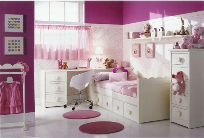 4 ideas para decorar una habitaci n infantil - Ideas para decorar el cuarto ...
