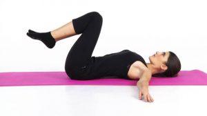 Los ejercicios para sheynogo de la osteocondrosis shishonina el vídeo