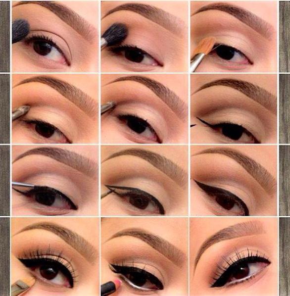 T cnicas de maquillajes paso a paso que te transforman for Como maquillar ojos ahumados paso a paso