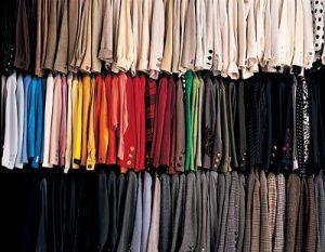 ordenar un closet