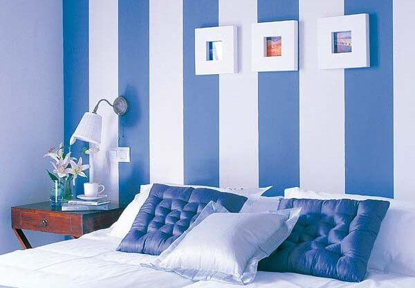 4 ideas para decorar una habitaci n peque a - Pintar habitacion pequena ...