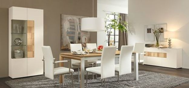 5 consejos para decorar un comedor moderno for Muebles de comedor modernos