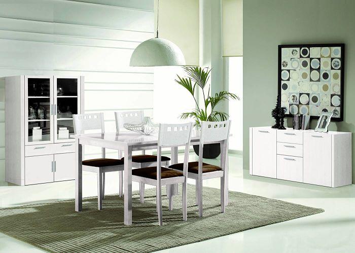 5 consejos para decorar un comedor moderno for Adornos de decoracion modernos