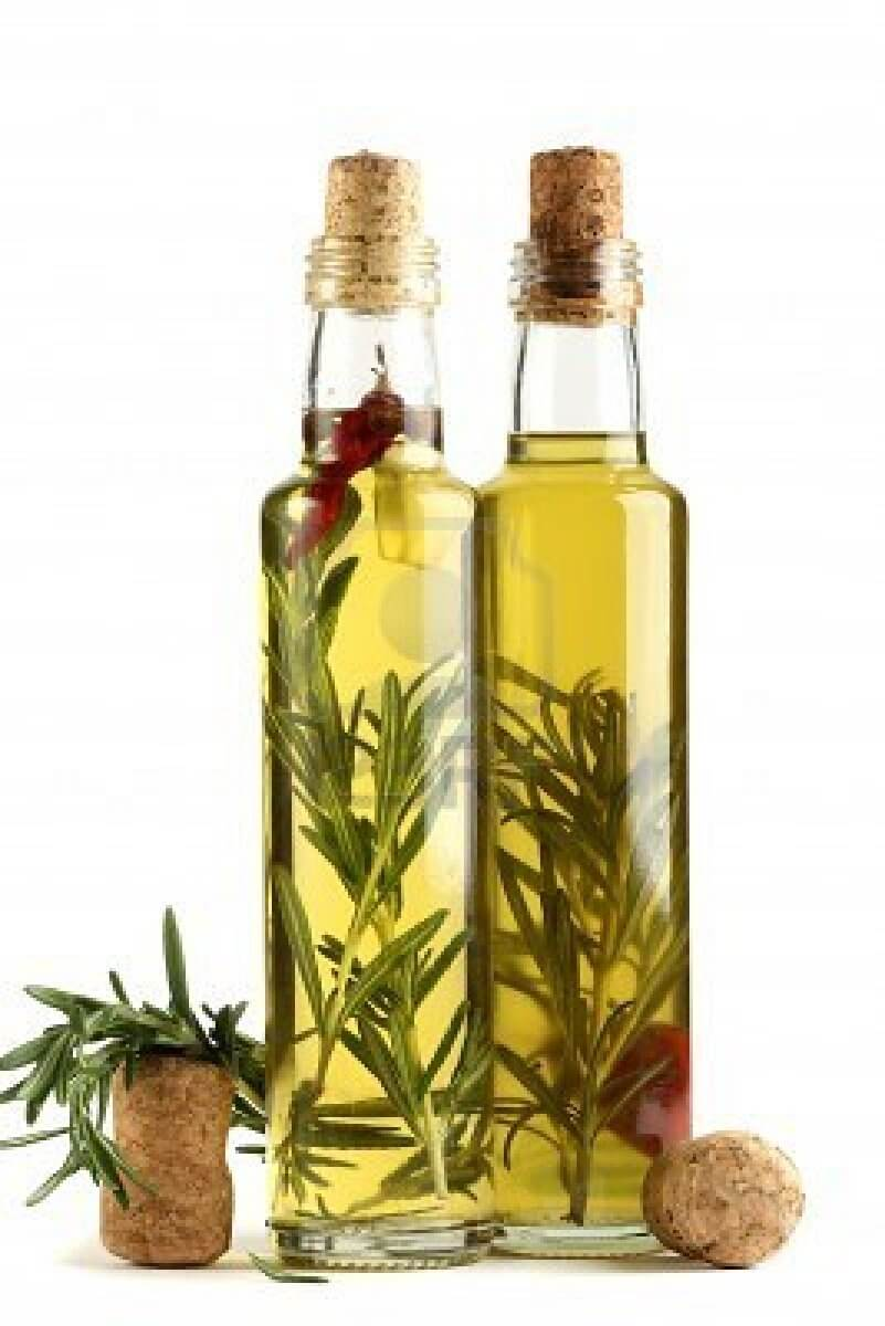 El aceite de oliva como facial