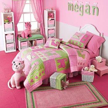 4 ideas para decorar una habitaci n infantil - Decoracion cuarto infantil nina ...