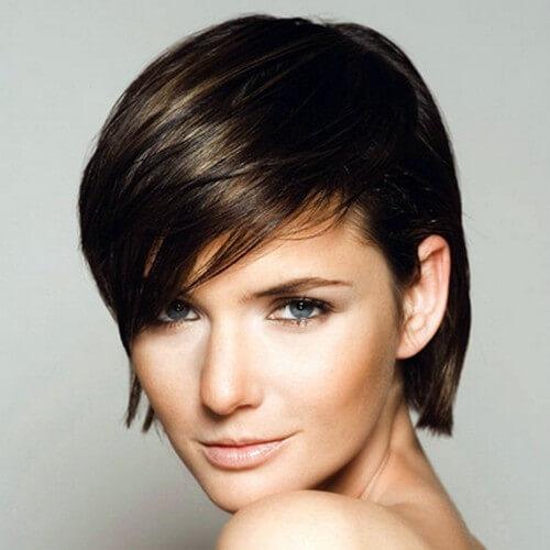 Peinados para pelo corto y alborotado
