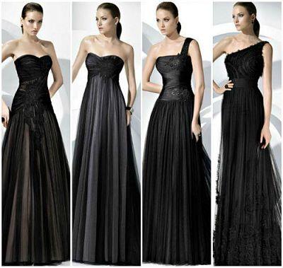vestidos elegantes clasicos