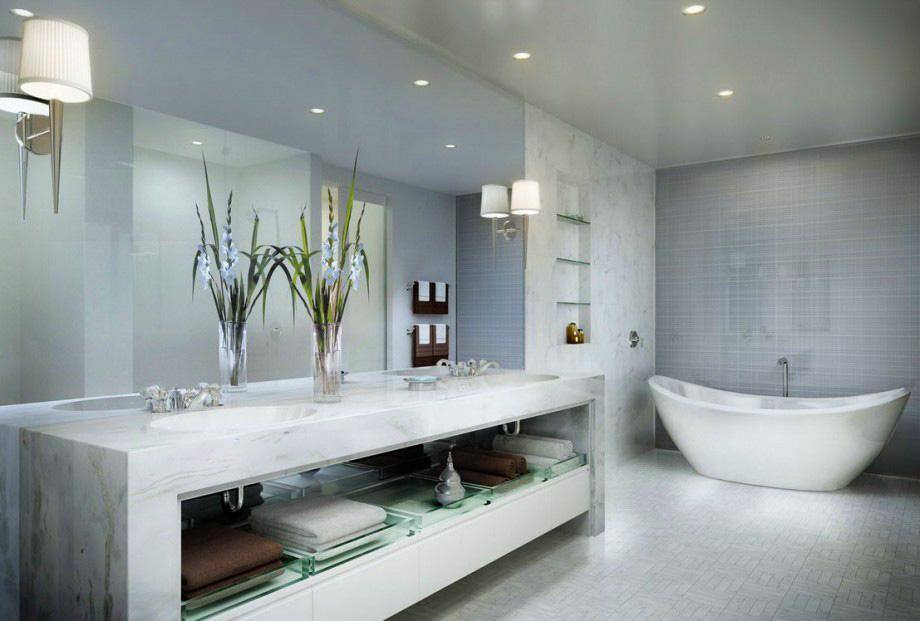 ideas asombrosas en decoracin de baos modernos y with baos actuales decoracion