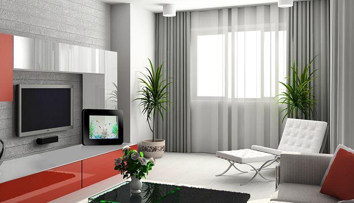 decoración de apartamentos