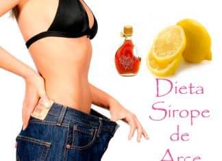 Dieta Sirope de Arce