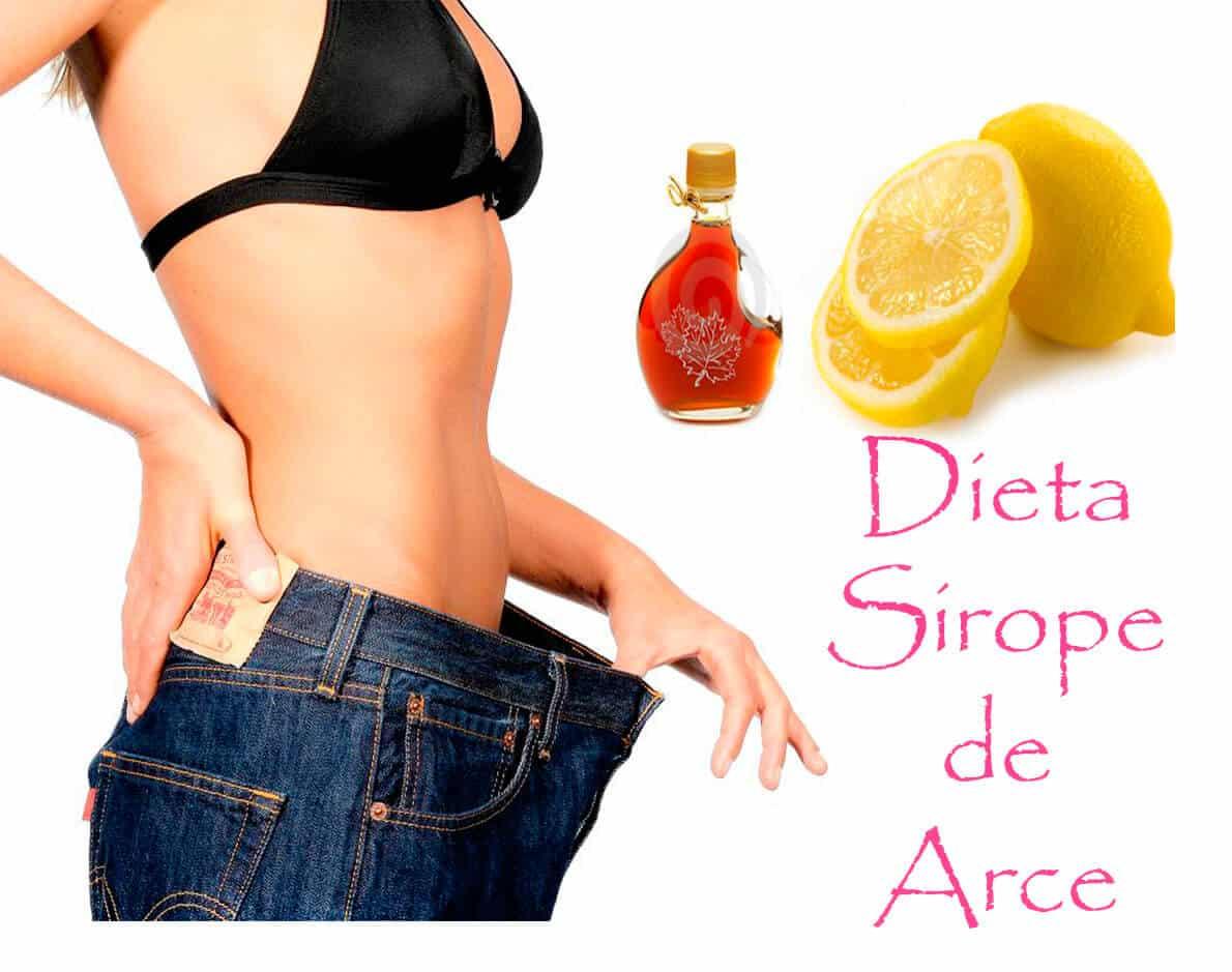 Dieta-sirope-de-arce-