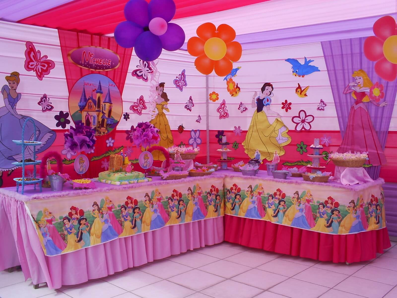 5 pasos para decorar una fiesta infantil for Decoracion de fiestas