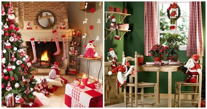 5 ideas para decorar la casa en navidad for Decoracion e ideas