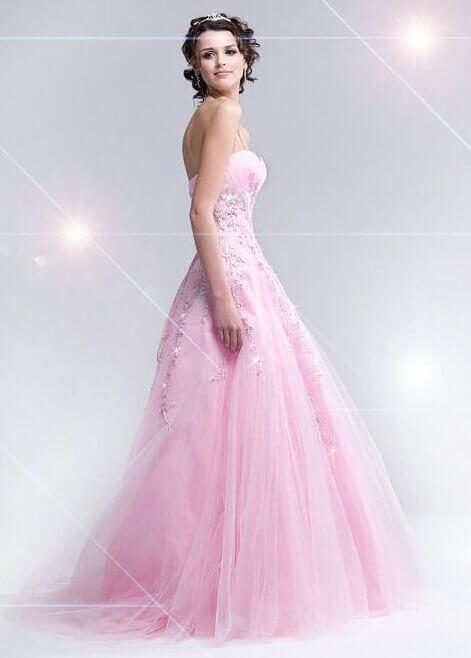 vestidos de 15 años estilo princesa